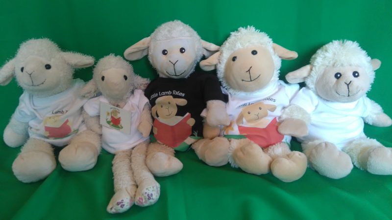 Storytelling for Primary Schools with Little Lamb Tales and Lamby