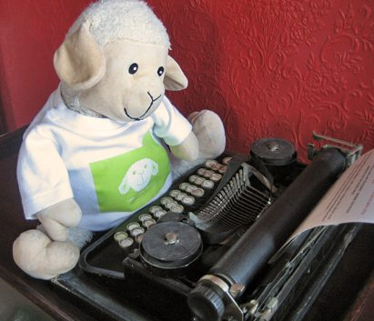 Contact author Jude Lennon storyteller Little Lamb Tales and Lamby