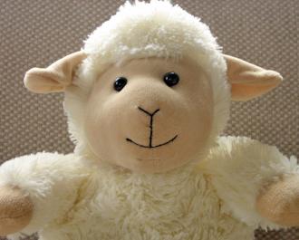 Lamby stunt double - Alfie