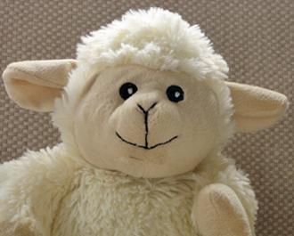 Lamby stunt double - Cordero