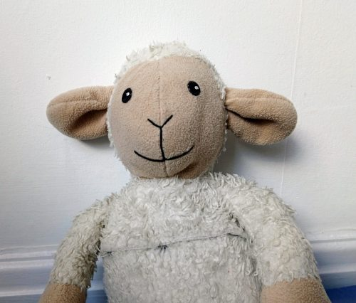 Little Lamb Tales, Lamby storytelling for Primary schools, festivals and events