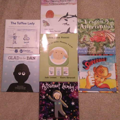 Jude's Books