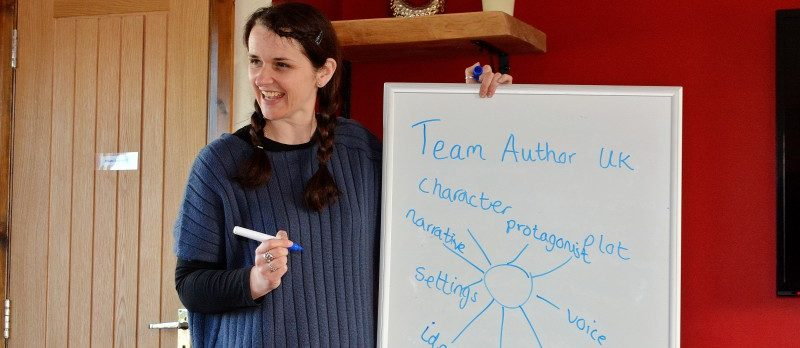 Writing Courses in association with Team Author UK