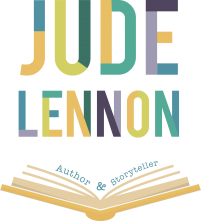 Author Jude Lennon is a Patron of Reading
